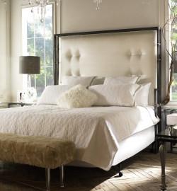 Mirage Bed, Menton Lamp