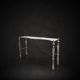 Ceres Glass Console