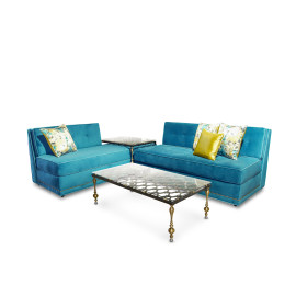 Largo Sofa & Geruad Coffee Table - Copy
