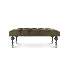 Roquette Tufted Bench